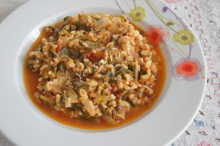 bulgurlu-semizotu-yemegi